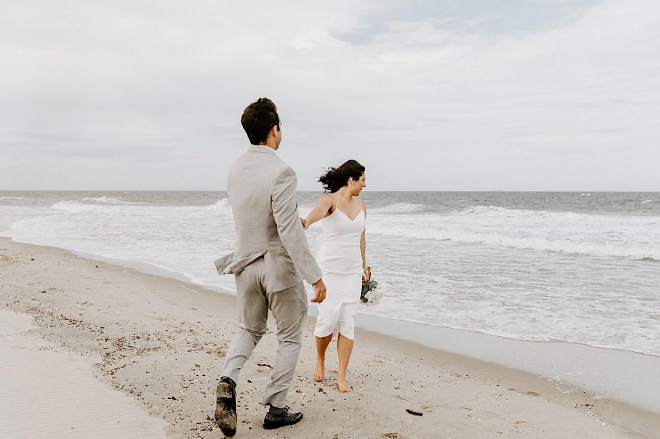 Sea Bright NJ Elopement Asbury Park Wedding Photographer NJ Wedding Photographer 07
