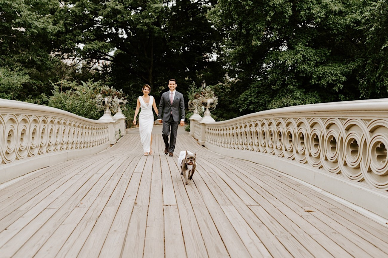 Where to elope in Central Park, How to plan your elopement in Central Park, Anais Possamai Photography