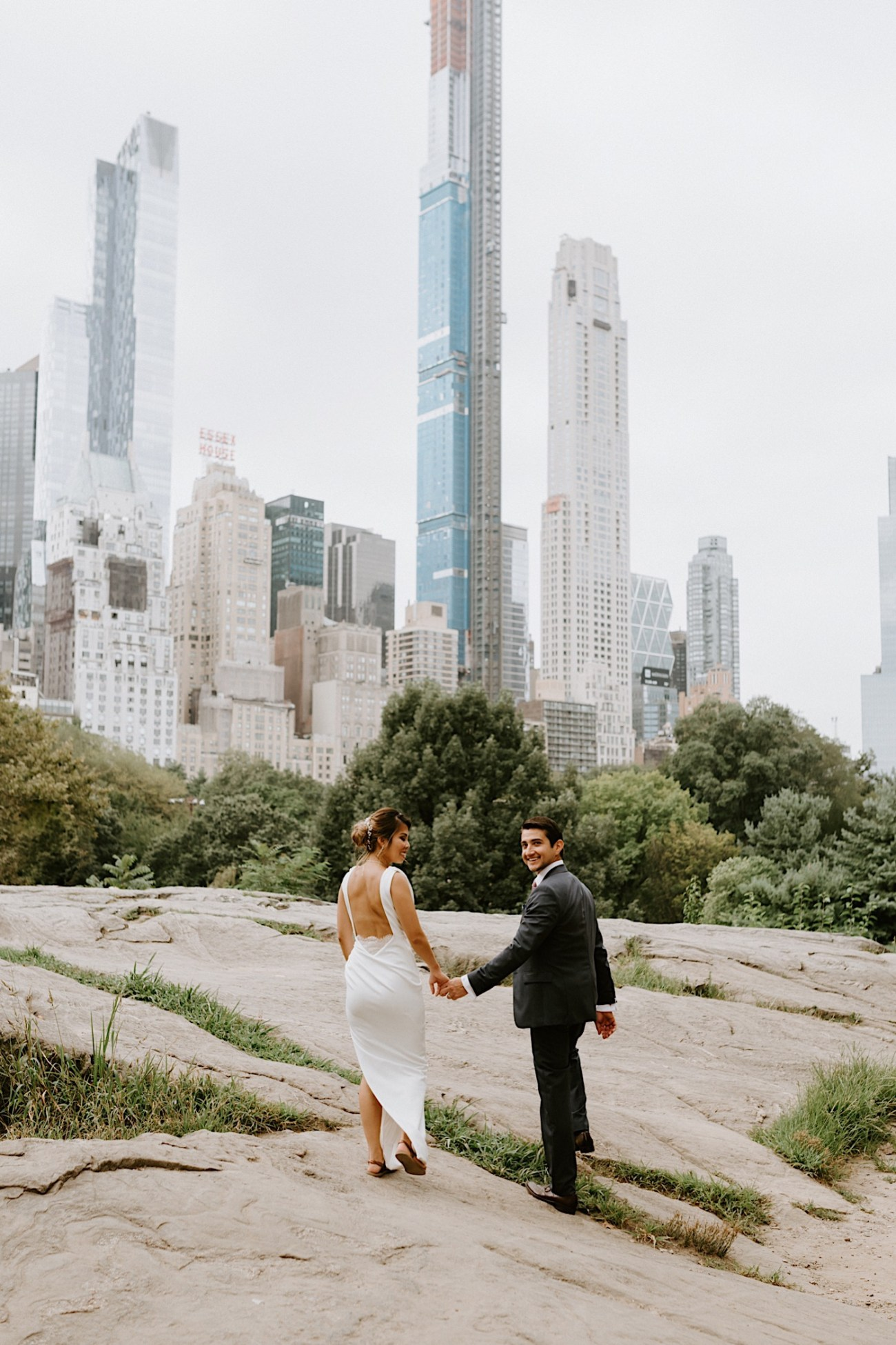 Central Park Elopement NYC Wedding Photographer Central Park Wedding Photos 33