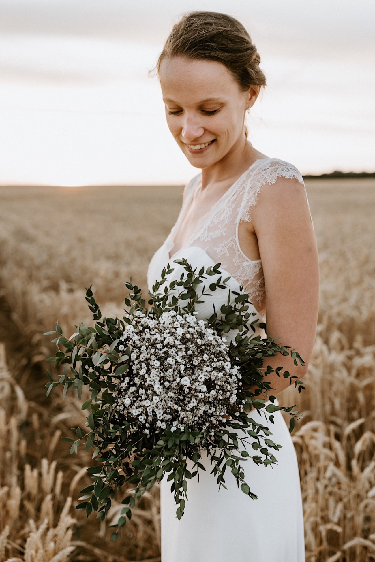 France Wedding Wheat Field Wedding Photos Paris Wedding Photographer 052