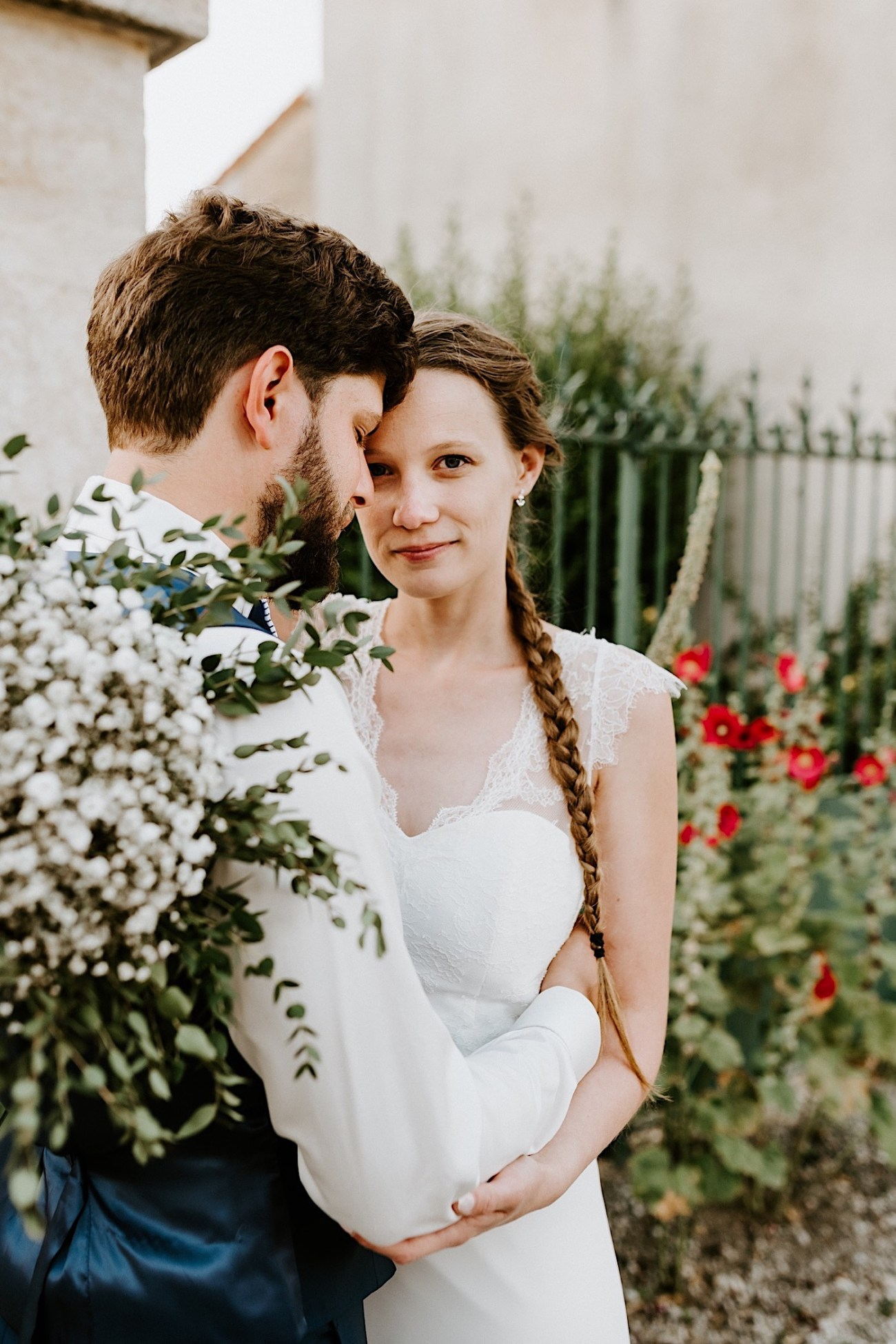 French Rural Wedding After Wedding Day Photos Paris Wedding Photographer 011