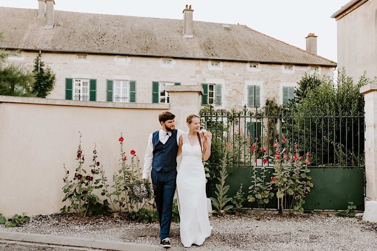 French Rural Wedding After Wedding Day Photos Paris Wedding Photographer 012