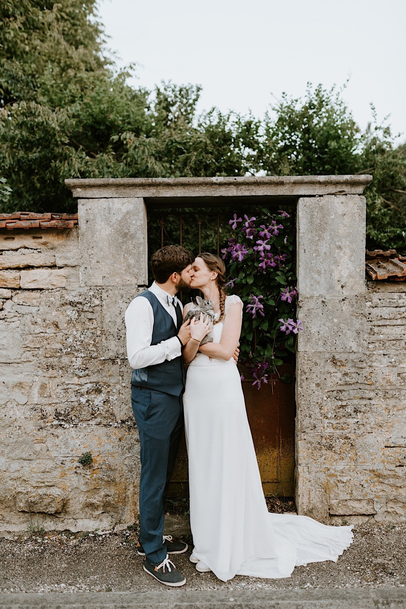 French Rural Wedding After Wedding Day Photos Paris Wedding Photographer 018