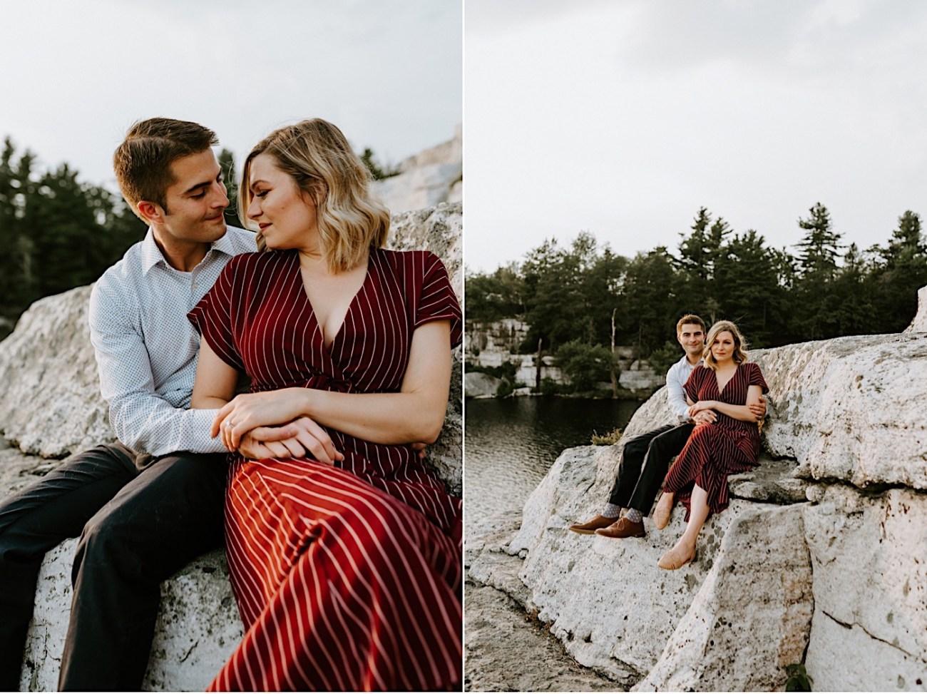 Minnewaska Engagement Session New York Wedding Photographer Hudson Valley Wedding Catskill Weddingphotographer 31
