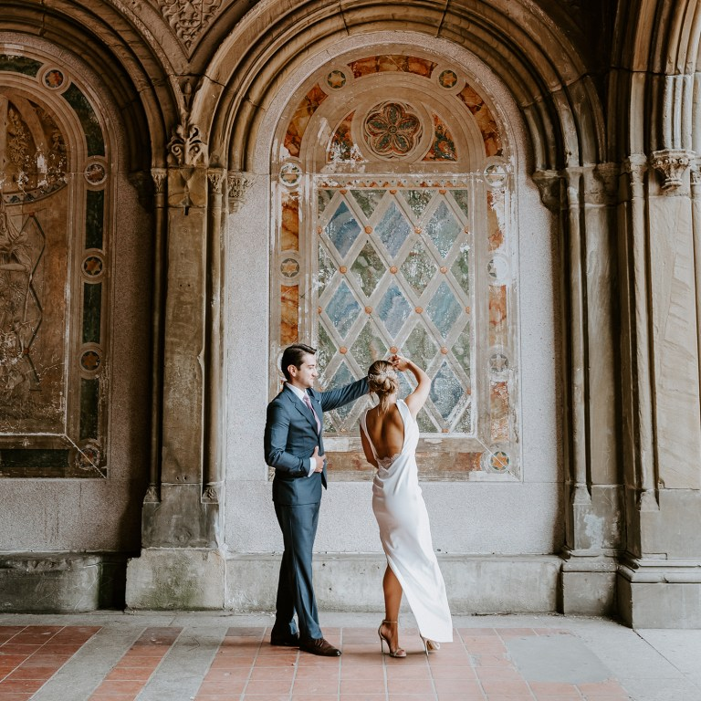 Central Park Elopement New York
