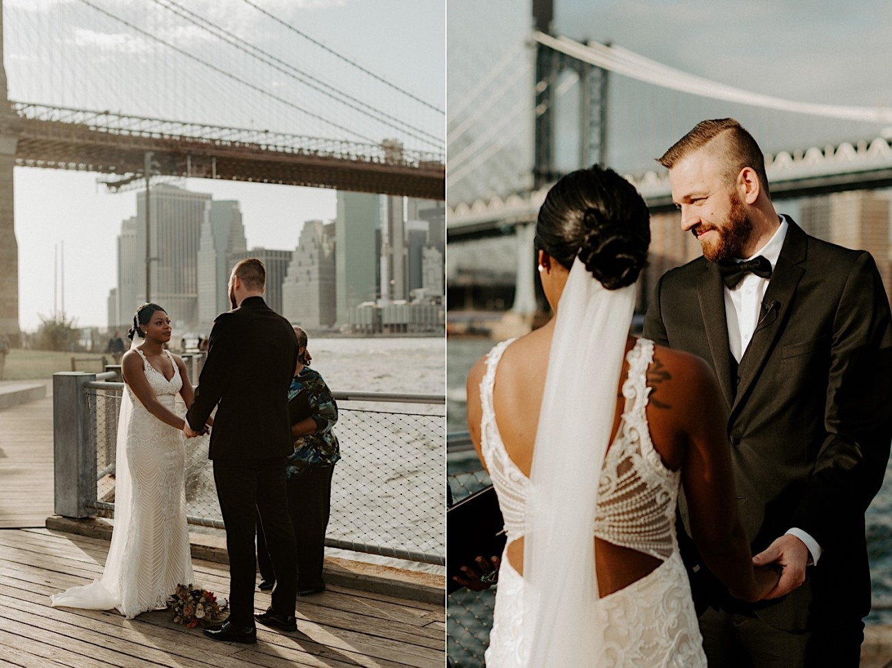 Brooklyn Dumbo Elopement NYC Wedding Photographer New York Elopement 26