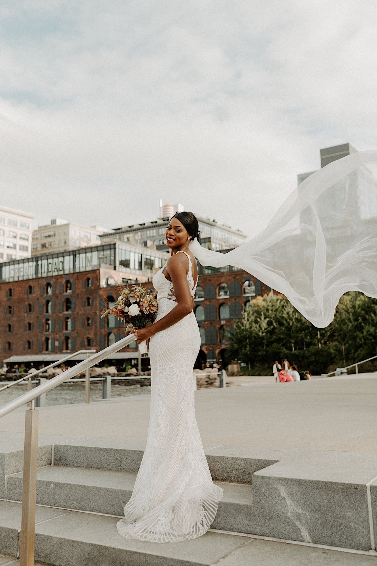Brooklyn Dumbo Elopement NYC Wedding Photographer New York Elopement 30