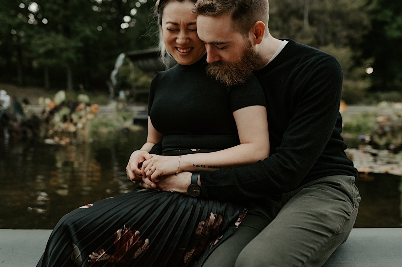 Central Park Engagement Session New York Wedding Photographer 11