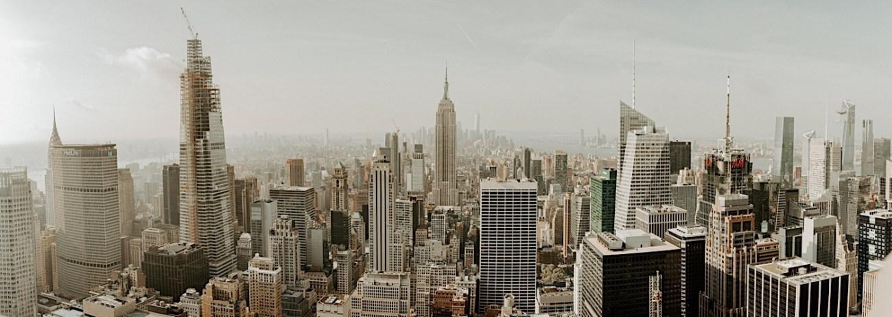 Top Of The Rock Wedding Anniversary NYC Engagement Locations New York Wedding Photographer 37