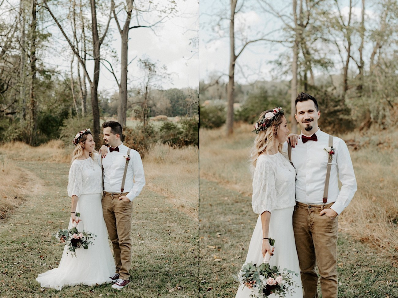 Woolverton Inn Elopement NJ Wedding Photographer Boho Wedding 011