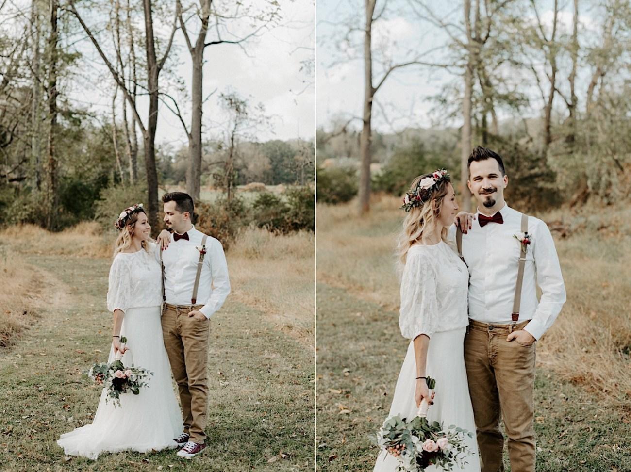 Woolverton Inn Elopement NJ Wedding Photographer Boho Wedding 011