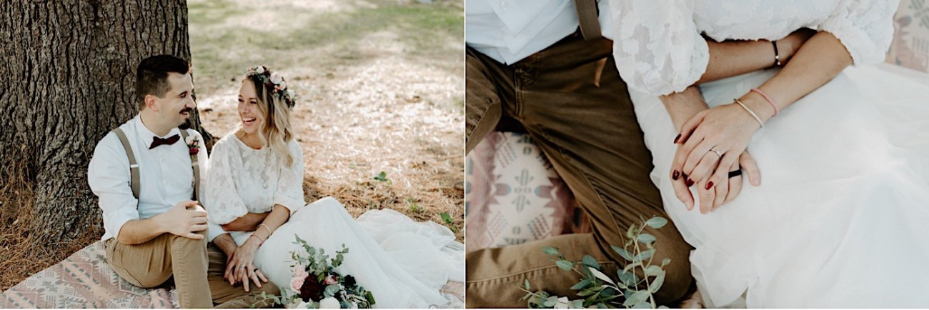 Woolverton Inn Elopement NJ Wedding Photographer Boho Wedding 023