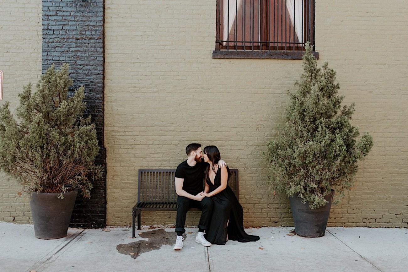 Brooklyn 501 Union Engagement Session New York Wedding Photographer 01