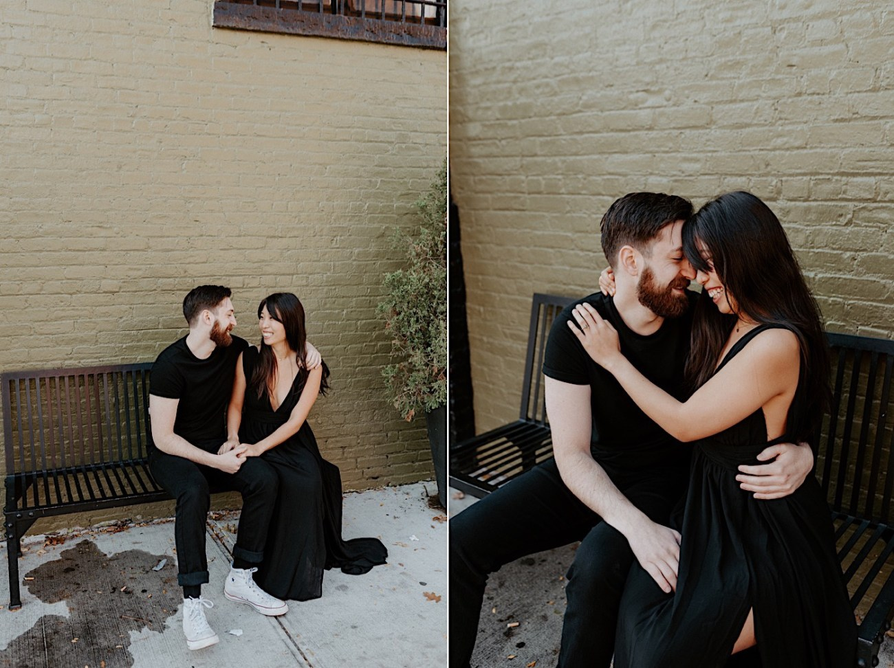 Brooklyn 501 Union Engagement Session New York Wedding Photographer 03