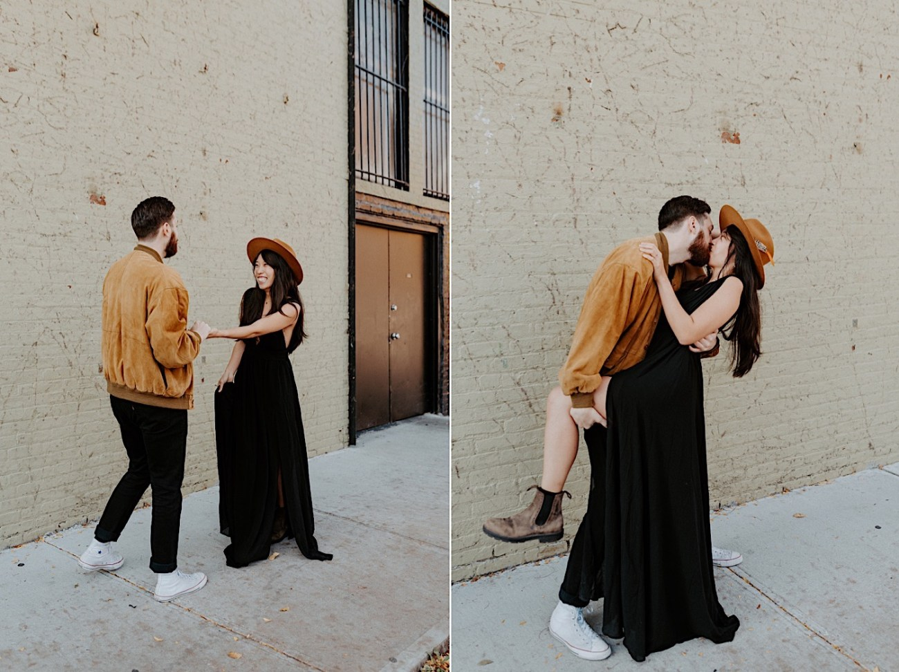 Brooklyn 501 Union Engagement Session New York Wedding Photographer 06