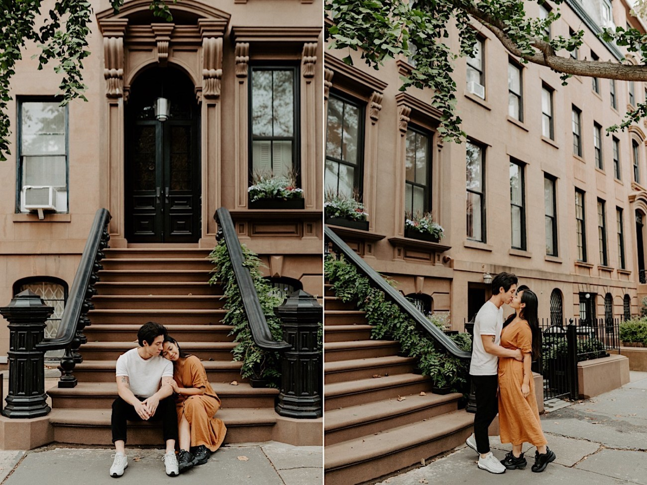 Brooklyn Heights Anniversary Session New York Wedding Photographer19