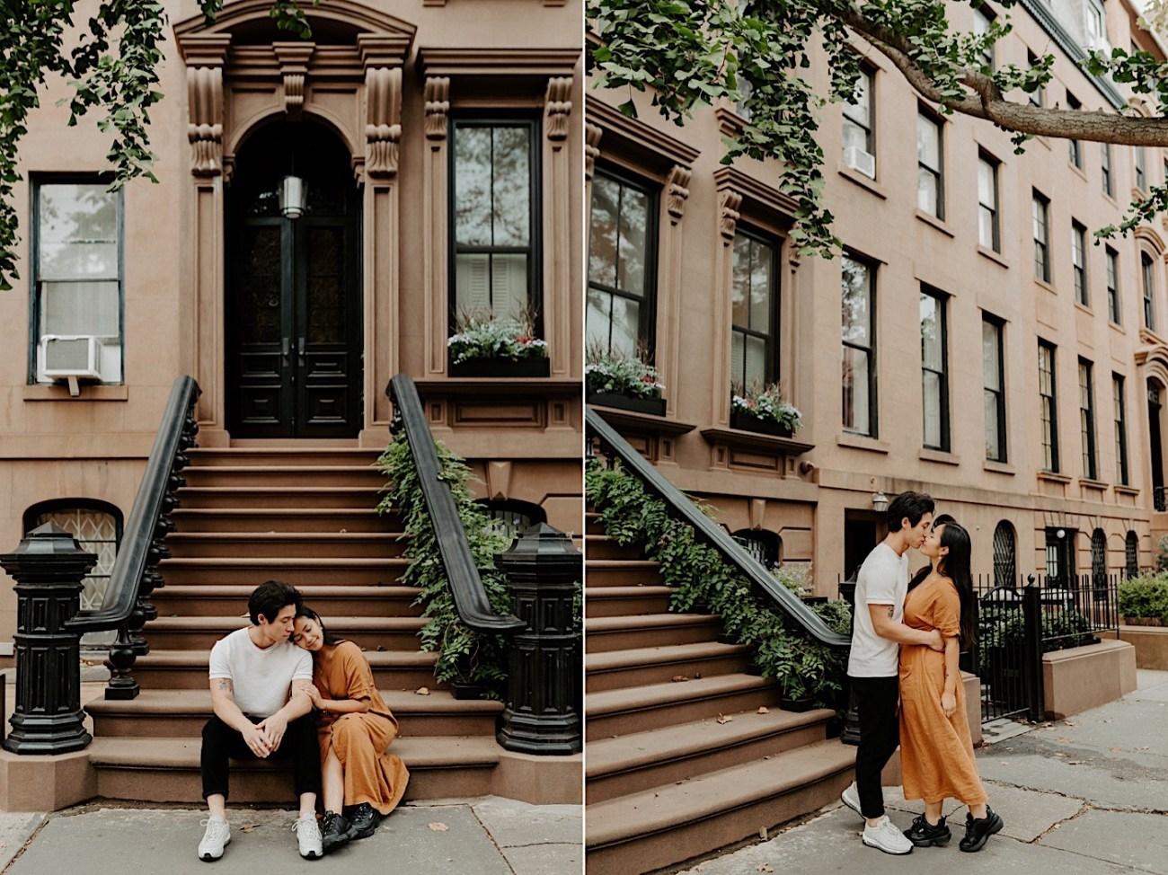 Brooklyn Heights Anniversary Session New York Wedding Photographer19