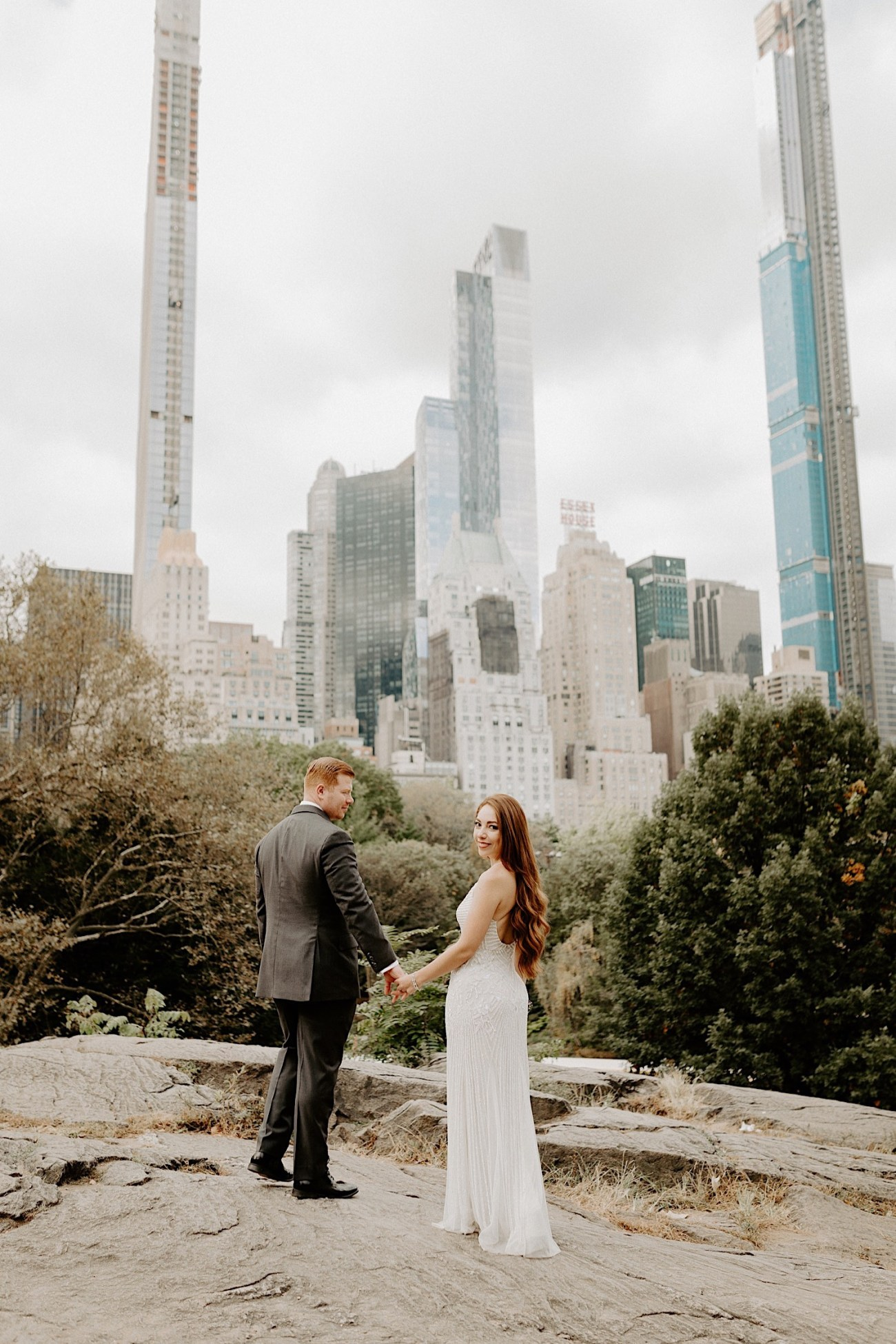 Central Park Wedding Photos Central Park Elopement NYC Wedding Photographer 11