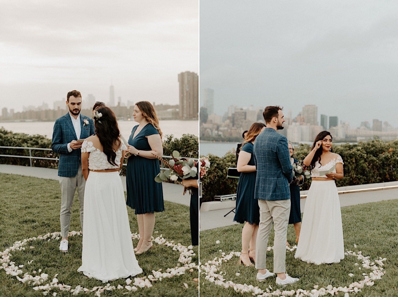 LIC Wedding Greenpoint Wedding LIC Elopement New York Wedding Photographer 051