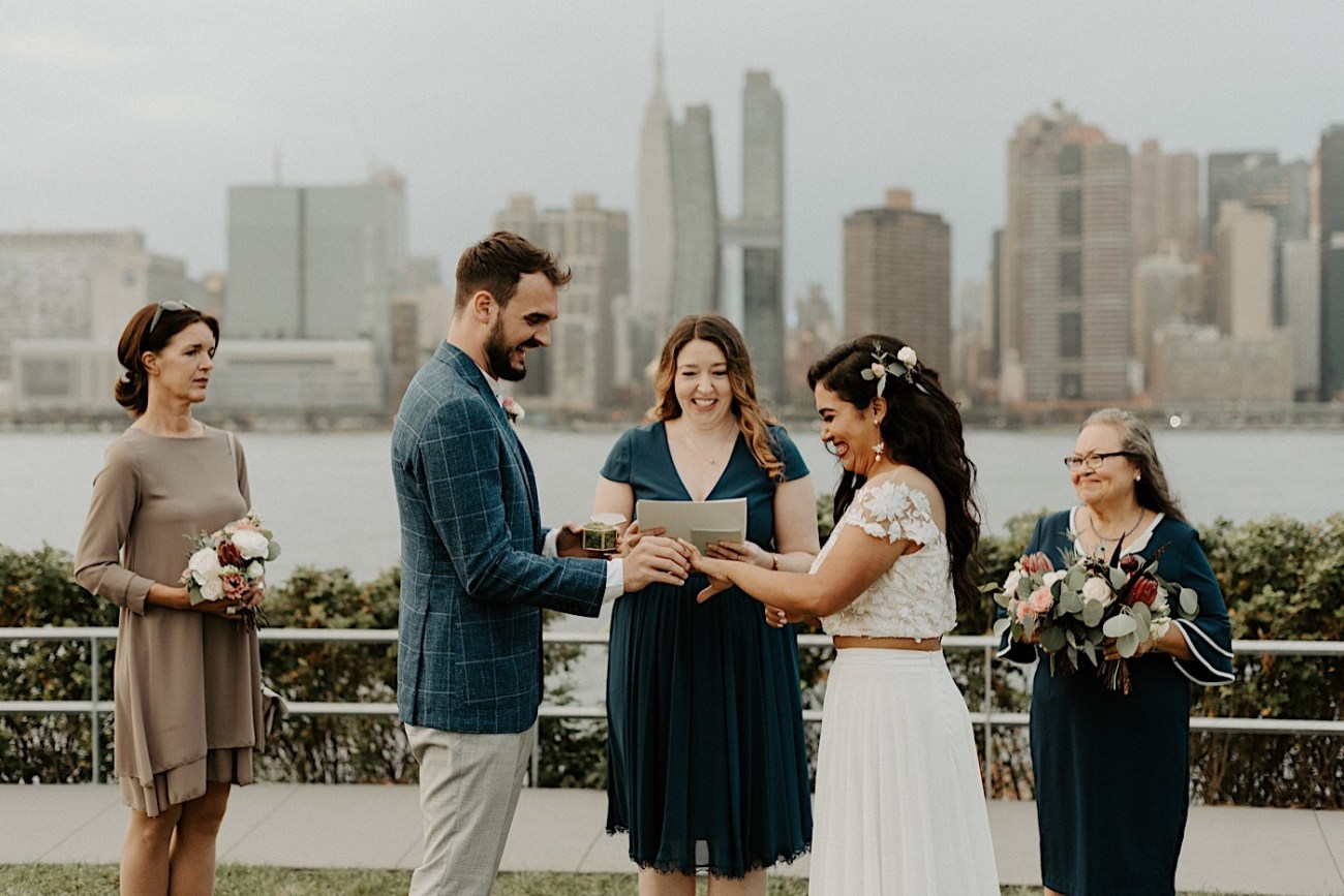 LIC Wedding Greenpoint Wedding LIC Elopement New York Wedding Photographer 053