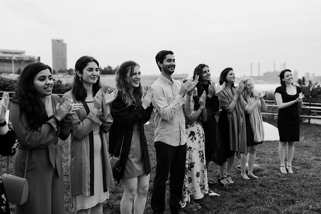 LIC Wedding Greenpoint Wedding LIC Elopement New York Wedding Photographer 055