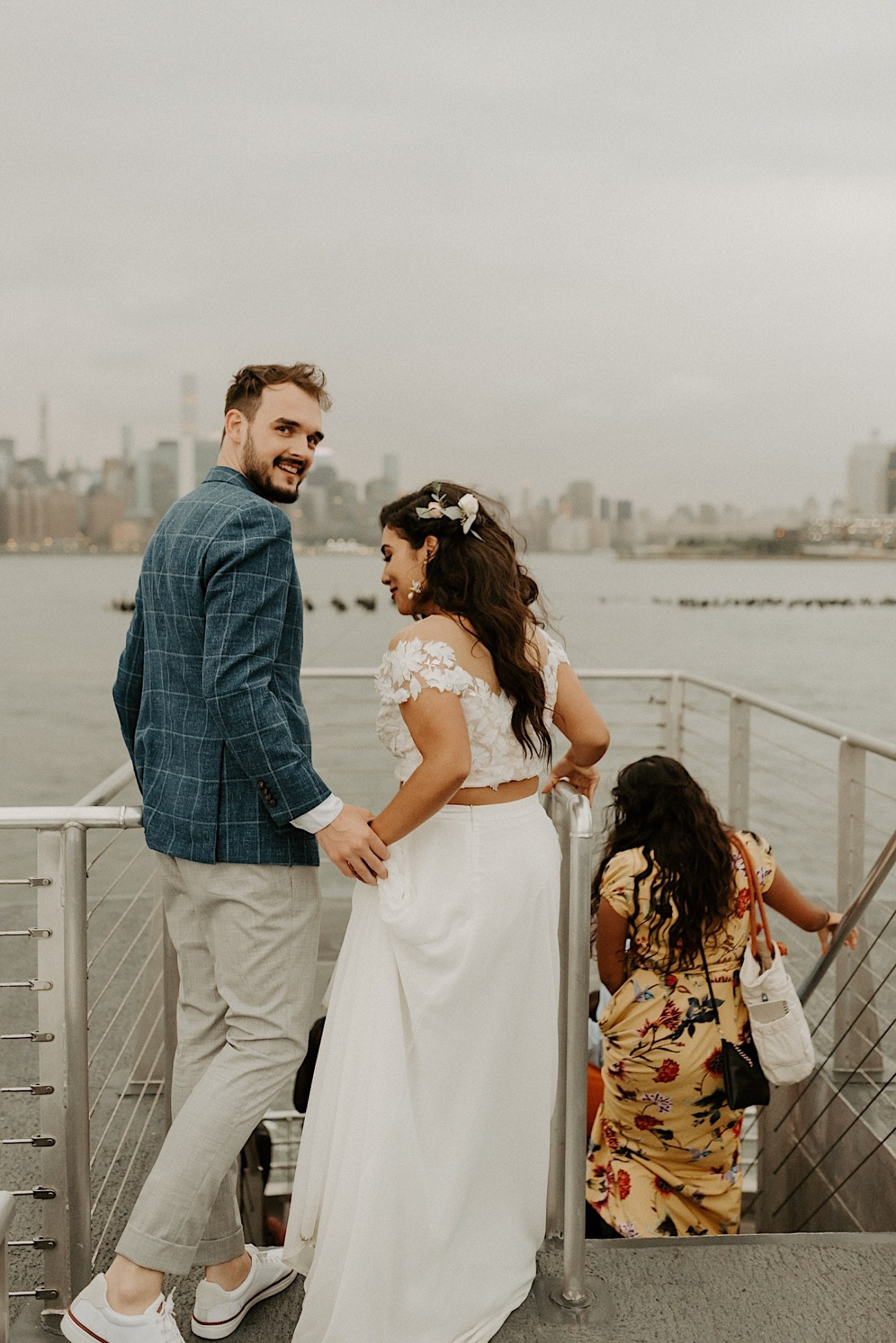 LIC Wedding Greenpoint Wedding LIC Elopement New York Wedding Photographer 063