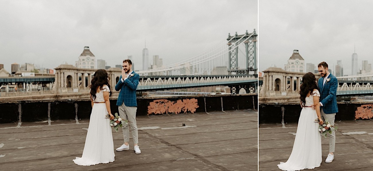 LIC Wedding Greenpoint Wedding LIC Elopement New York Wedding Photographer 074