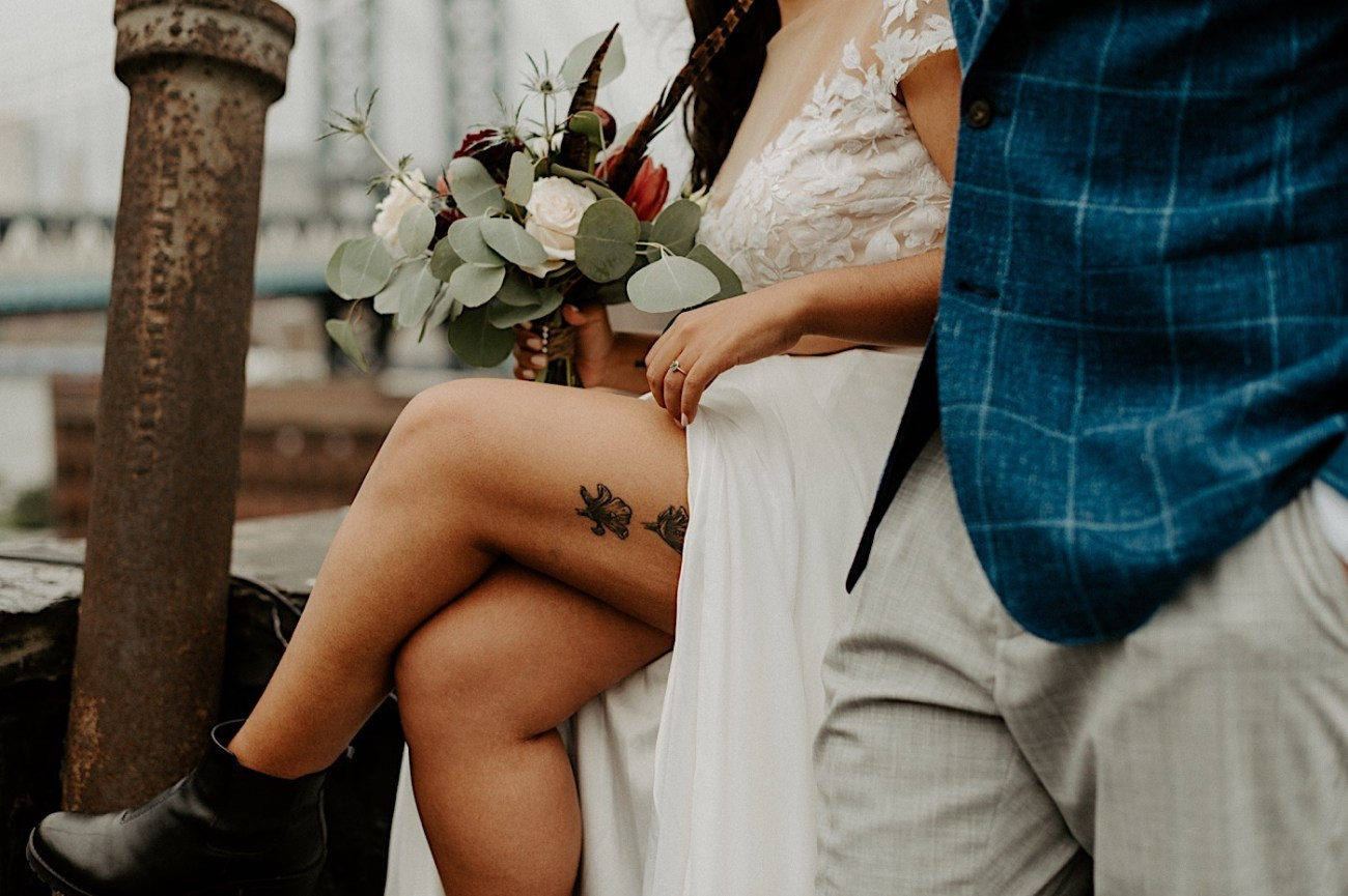 LIC Wedding Greenpoint Wedding LIC Elopement New York Wedding Photographer 083