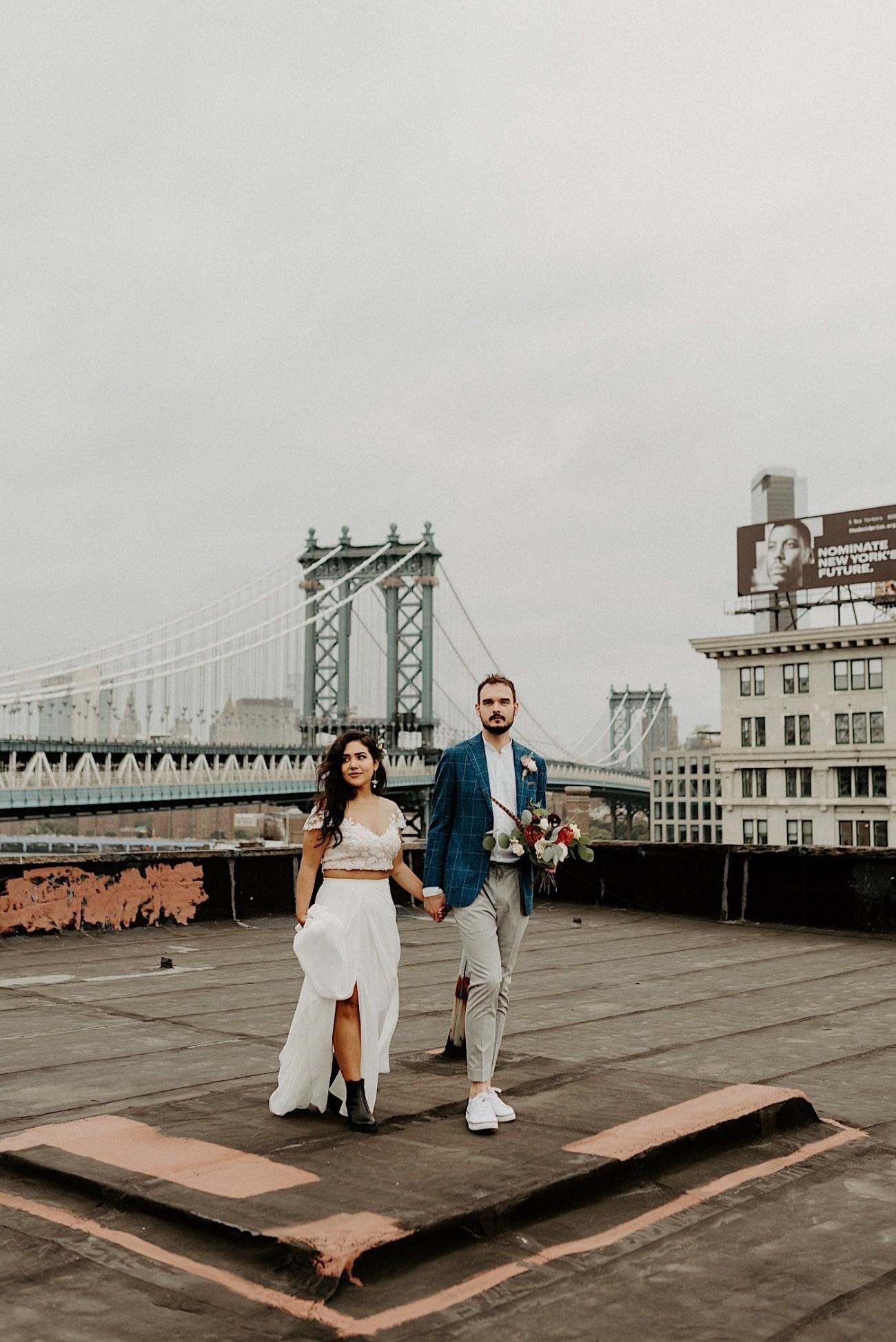LIC Wedding Greenpoint Wedding LIC Elopement New York Wedding Photographer 085