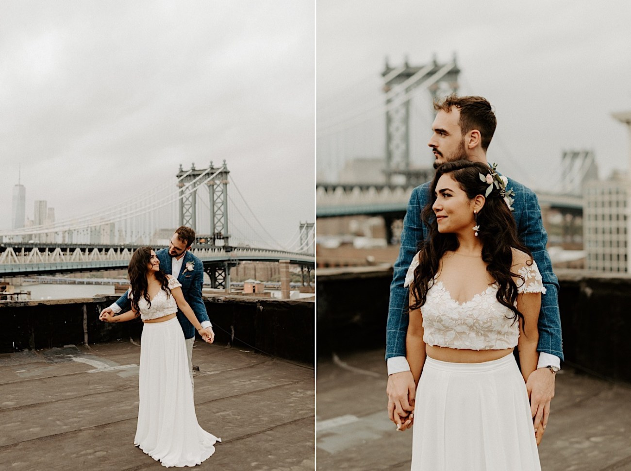 LIC Wedding Greenpoint Wedding LIC Elopement New York Wedding Photographer 089