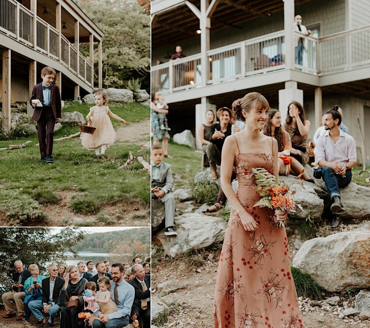 Massachusetts Wedding Photographer Boston Wedding Photographer Outdoor Mountain Wedding 057
