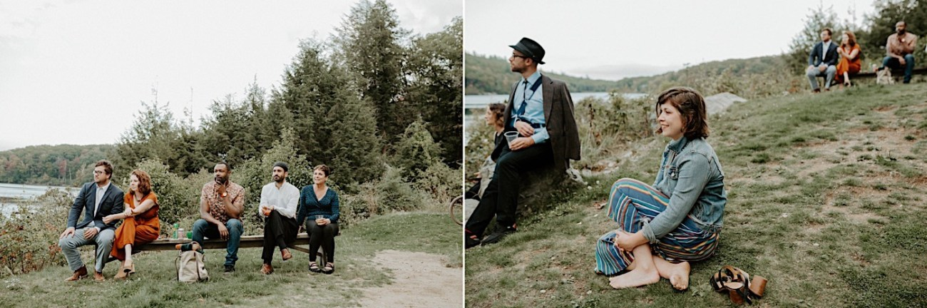 Massachusetts Wedding Photographer Boston Wedding Photographer Outdoor Mountain Wedding 061