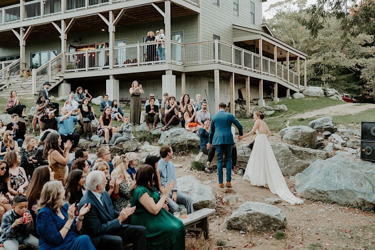 Massachusetts Wedding Photographer Boston Wedding Photographer Outdoor Mountain Wedding 069