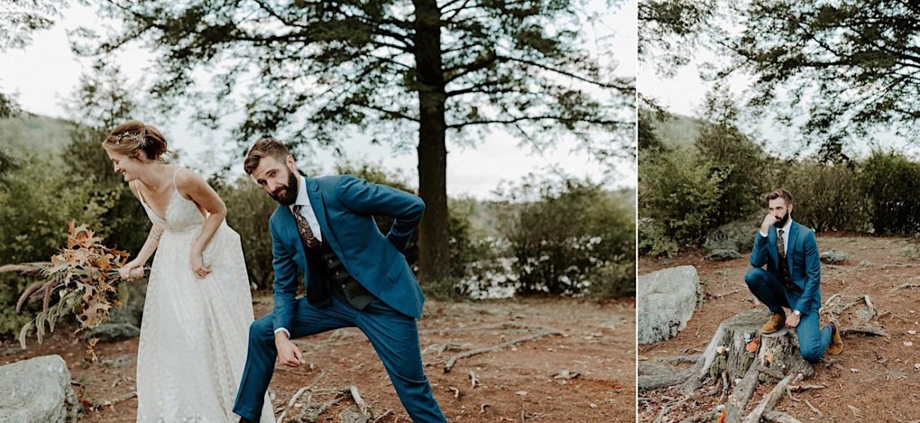 Massachusetts Wedding Photographer Boston Wedding Photographer Outdoor Mountain Wedding 072