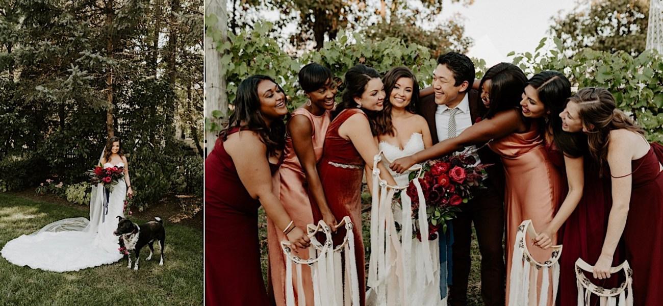 Boho Wedding New Jersey Wedding Photographer Princeton Wedding 11