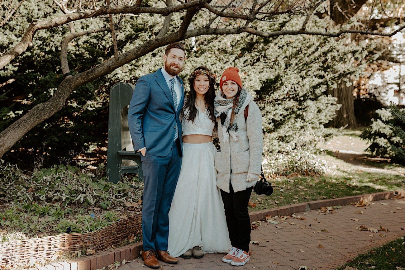 Brooklyn Botanic Garden Wedding Brooklyn Wedding Venue New York Wedding Photographer NYC Elopement 30