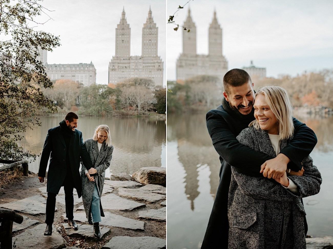 Central Park Engagement Photos Manhattan Engagement NYC Wedding Photographer 05