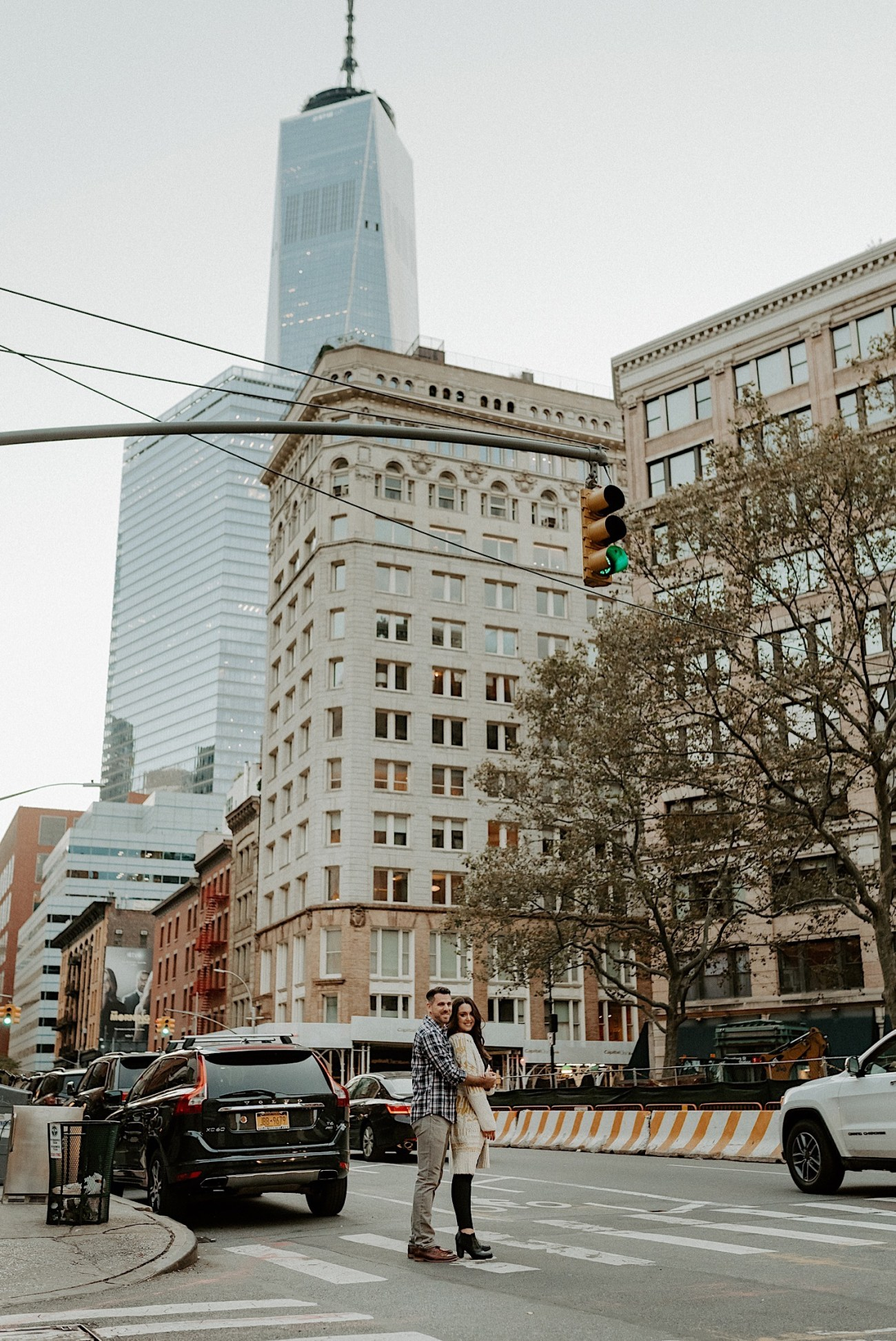 Downtown Manhattan Engagement Session NYC Engagement Photos New York Wedding Photographer 28