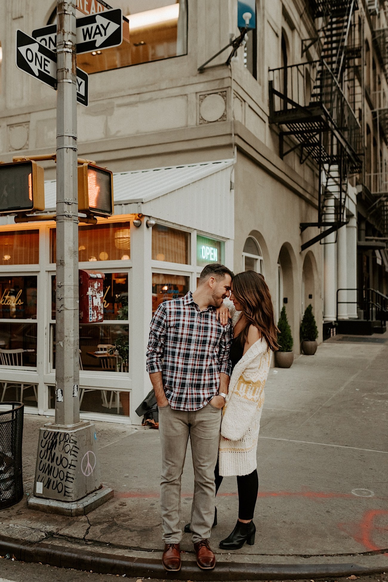 Downtown Manhattan Engagement Session NYC Engagement Photos New York Wedding Photographer 30