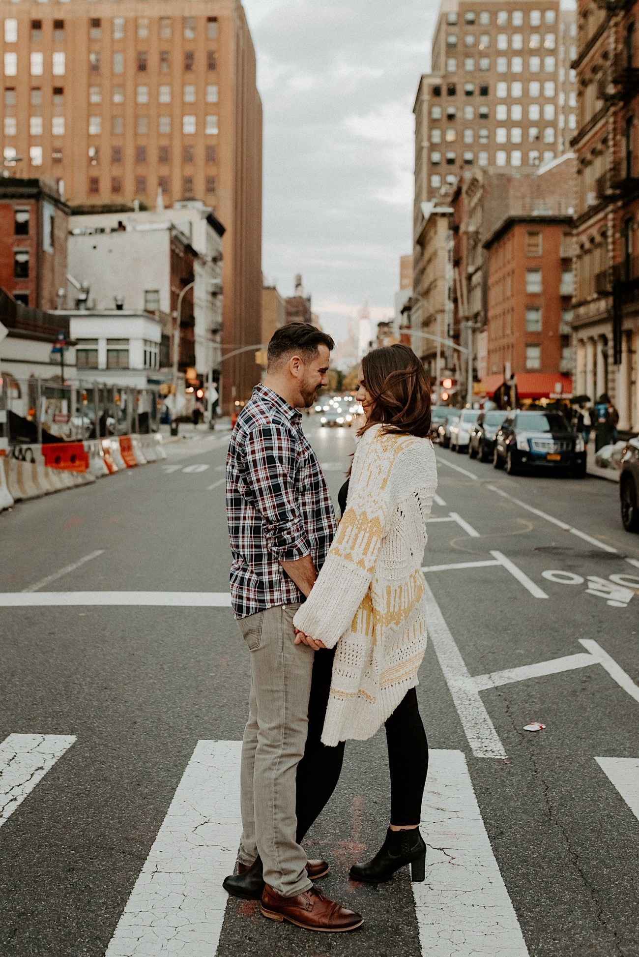 Downtown Manhattan Engagement Session NYC Engagement Photos New York Wedding Photographer 33
