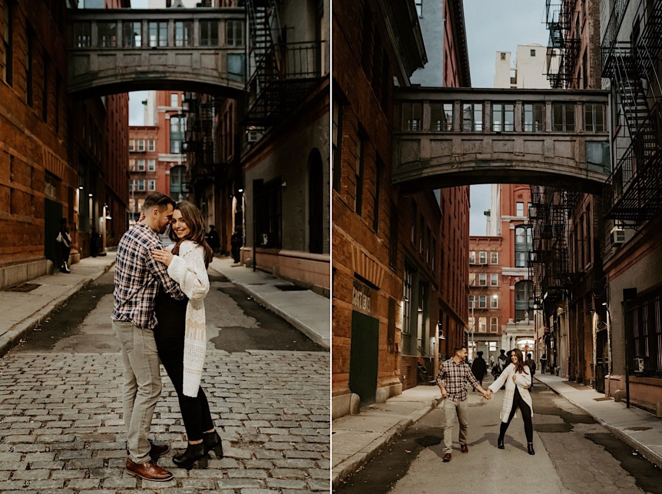 Downtown Manhattan Engagement Session NYC Engagement Photos New York Wedding Photographer 34
