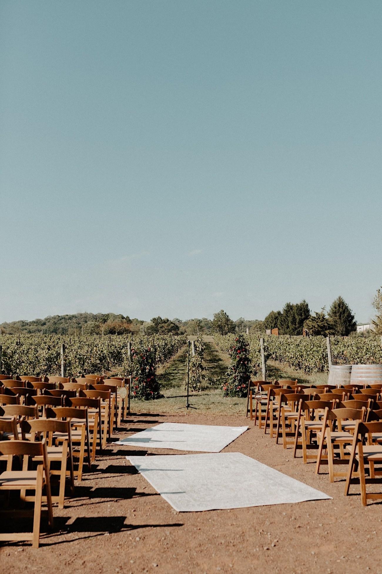 Hopewell Valley Vineyards Wedding New Jersey Wedding Photographer 01