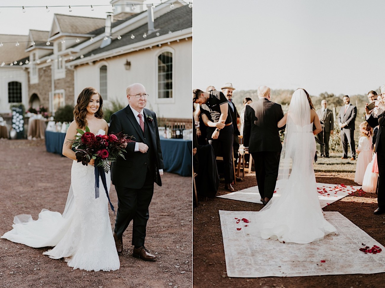 Hopewell Valley Vineyards Wedding New Jersey Wedding Photographer 04