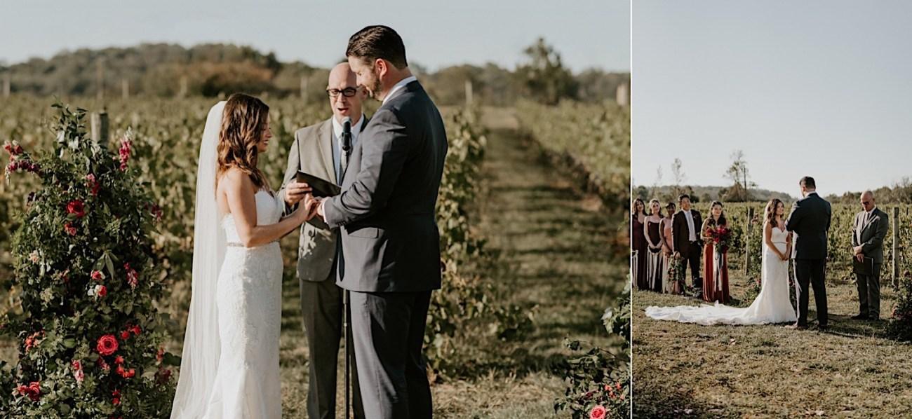 Hopewell Valley Vineyards Wedding New Jersey Wedding Photographer 07