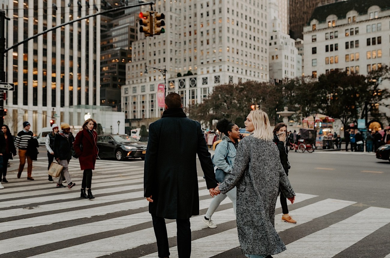 Manhattan Engagement Photos NYC Wedding Photographer New York Elopement Photographer 03