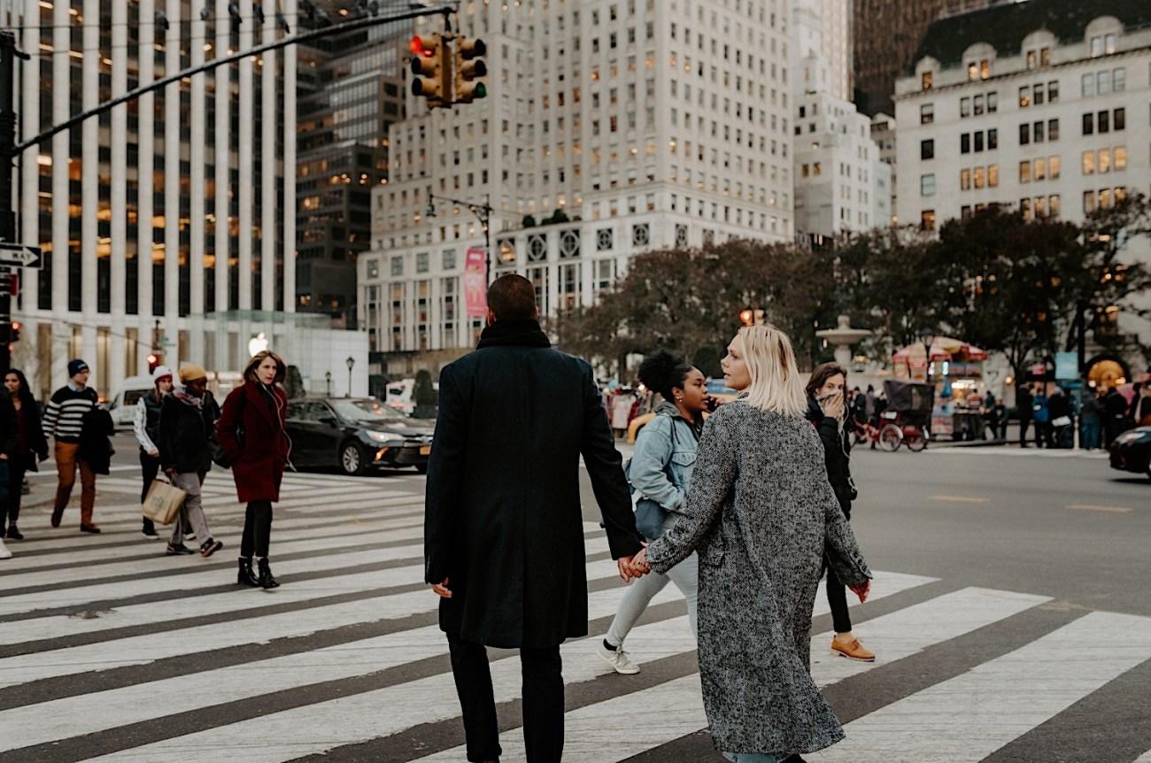 Manhattan Engagement Photos NYC Wedding Photographer New York Elopement Photographer 03