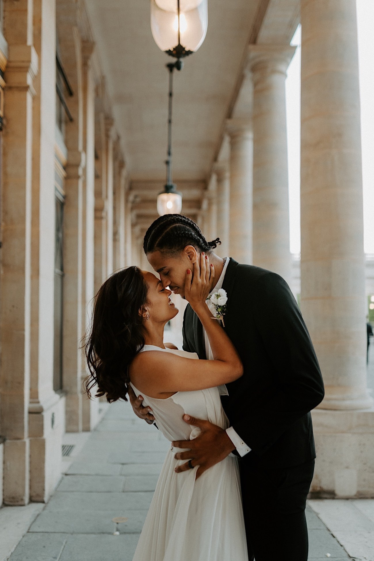 Paris Louvre Wedding Photos Paris Wedding Photographer Destination Wedding France Anais Possamai Photography 05
