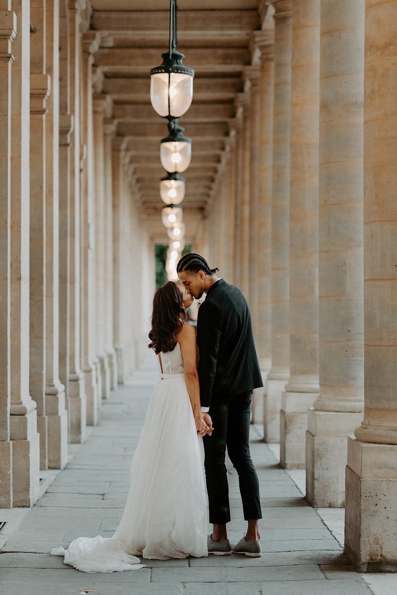 Paris Louvre Wedding Photos Paris Wedding Photographer Destination Wedding France Anais Possamai Photography 07