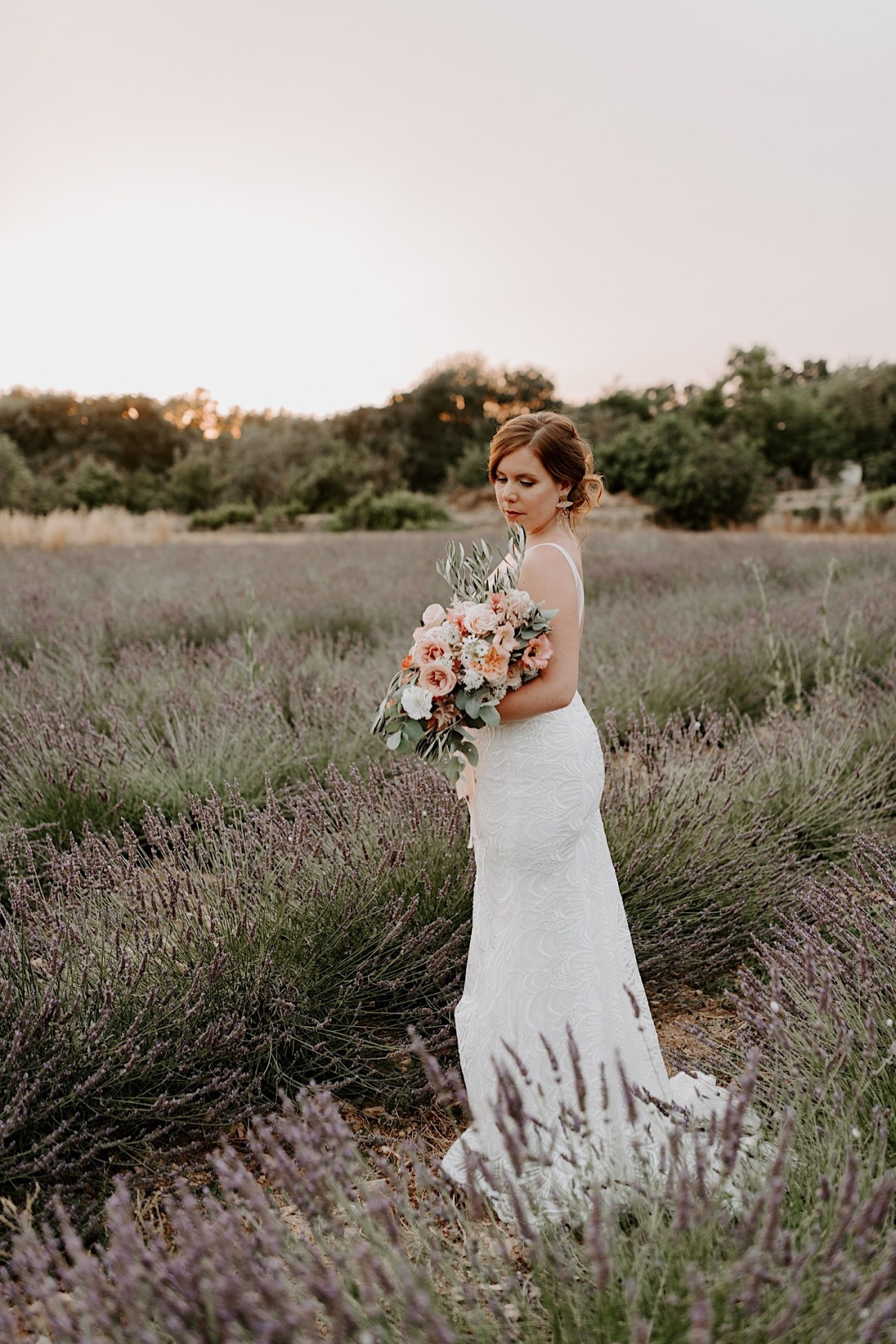 Terre Ugo Un Marriage En Provence Lavender Field Wedding French Wedding Provence Wedding Destination Wedding France Photographe De Marriage Provence France Anais Possamai Photography 29