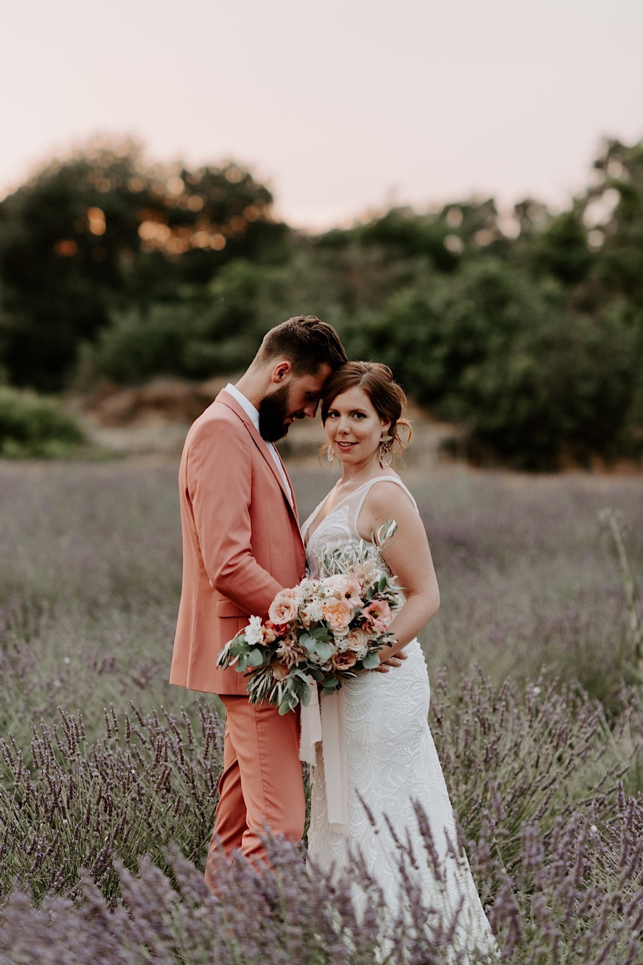 Terre Ugo Un Marriage En Provence Lavender Field Wedding French Wedding Provence Wedding Destination Wedding France Photographe De Marriage Provence France Anais Possamai Photography 31